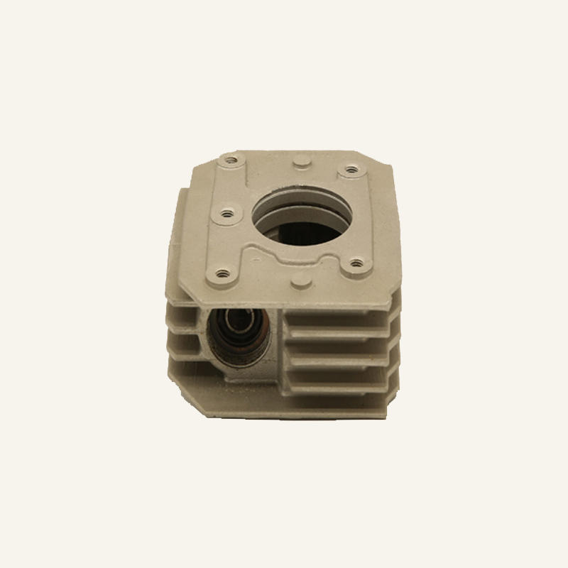 Automobile parts aluminum die casting heat sink