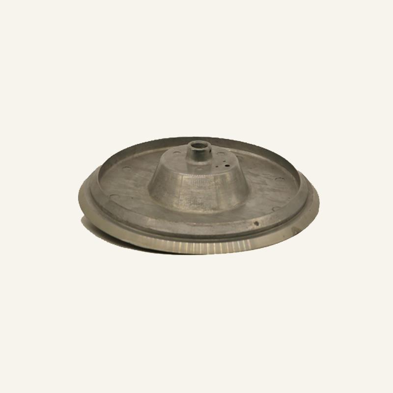 Aluminum die casting disc structure