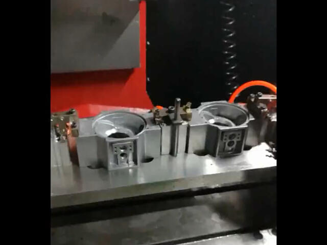 Turnover fixture machine