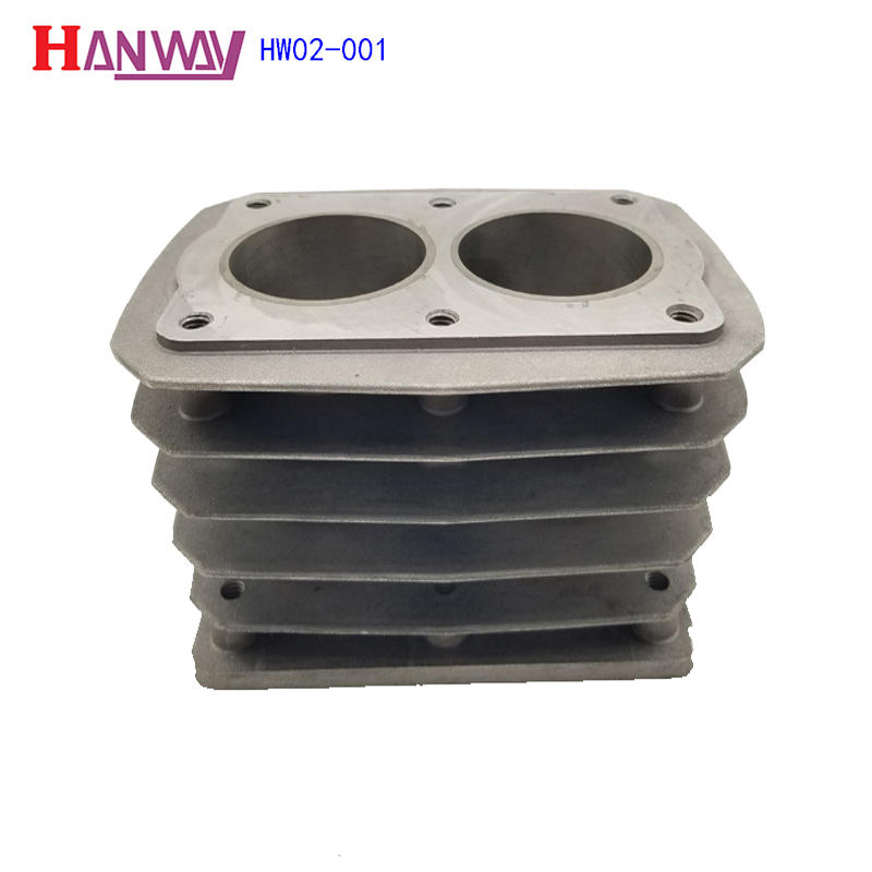 CNC Machinery Private Customized die casting parts HW02-001