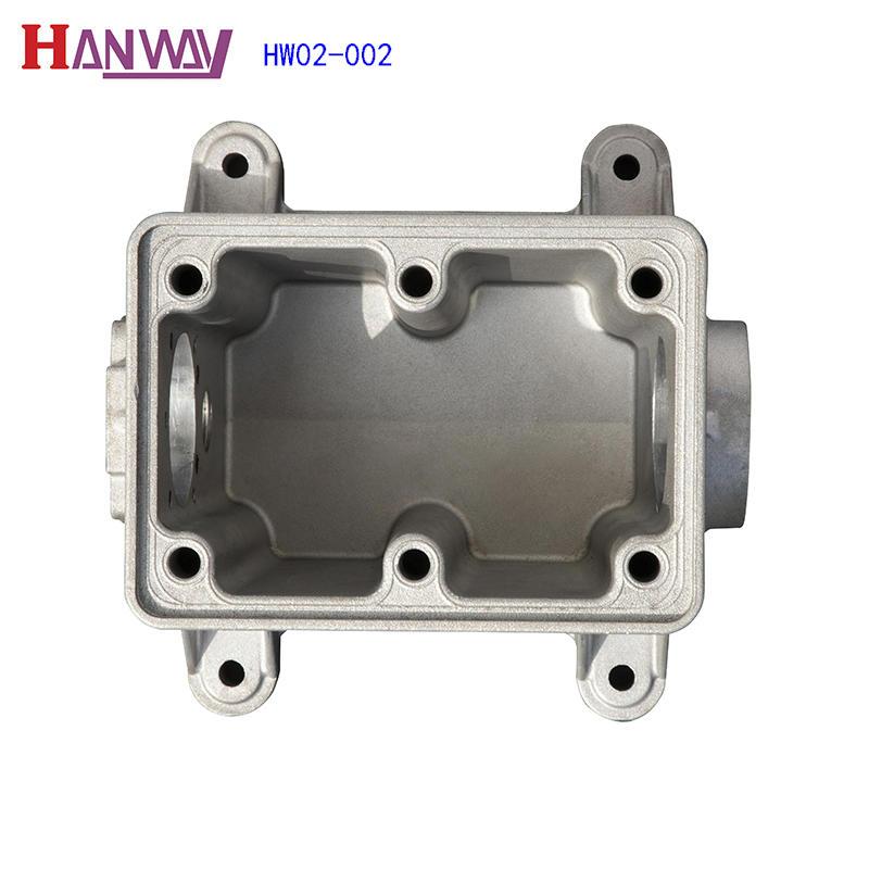 Aluminum Alloy High Pressure Die Casting parts HW02-002