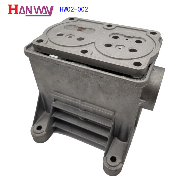 Aluminum Alloy High Pressure Die Casting parts HW02-002