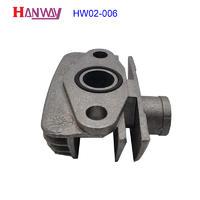 Customized service molded precision die casting aluminum HW02-006