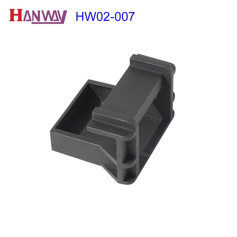 Custom precision prototype custom aluminium die casting companies  HW02-007