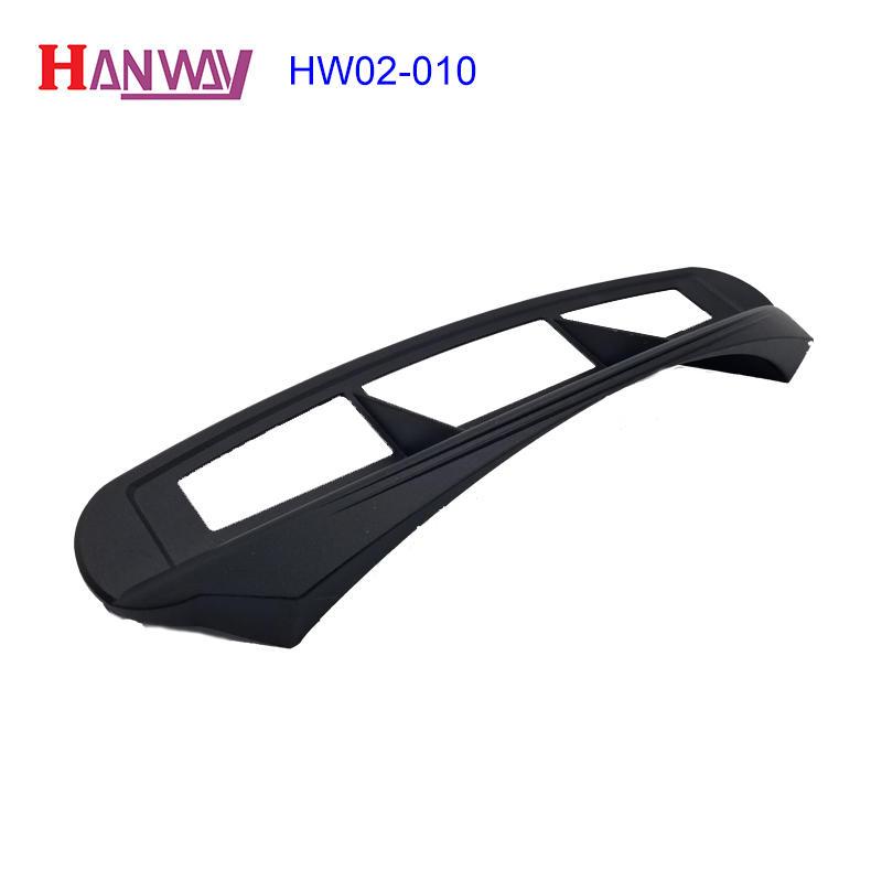 CNC industrial machining part aluminium die casting HW02-010