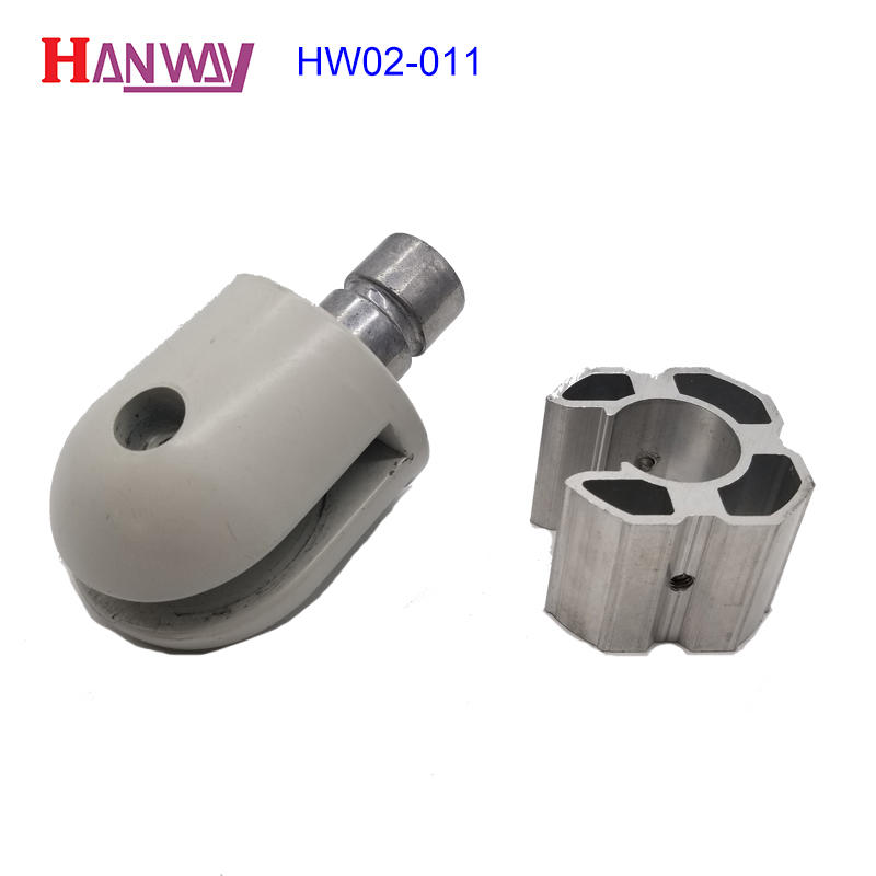 Aluminum alloy accessories injection molding press die casting model HW02-011