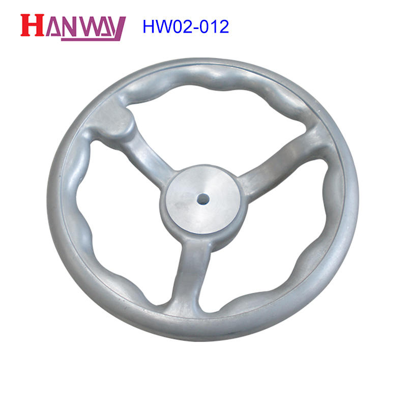 High quality components precision iron stainless steel die casting  HW02-012