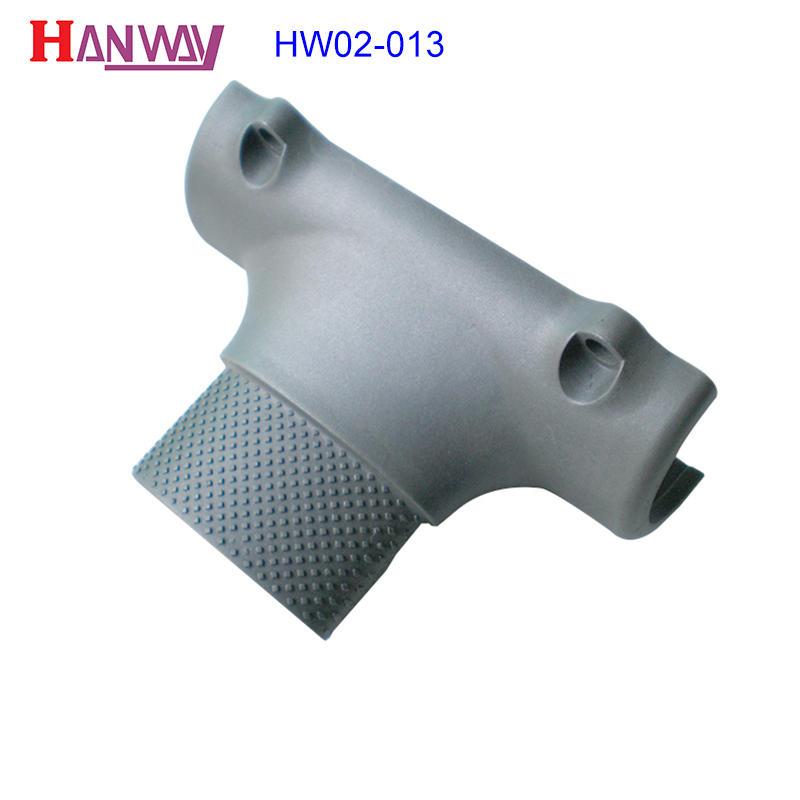 Industrial parts ductile iron steel pressure die casting HW02-013