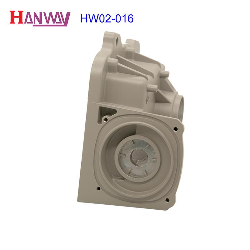 Customized parts precision aluminum steel zinc alloy die casting HW02-016