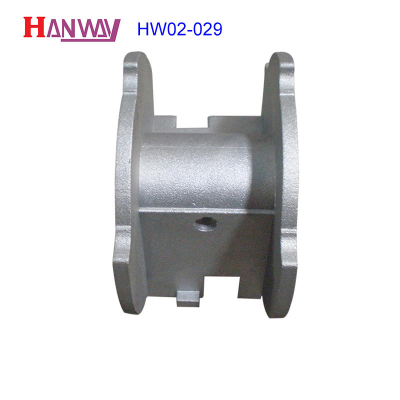 Hanway die casting Industrial parts and components series for manufacturer