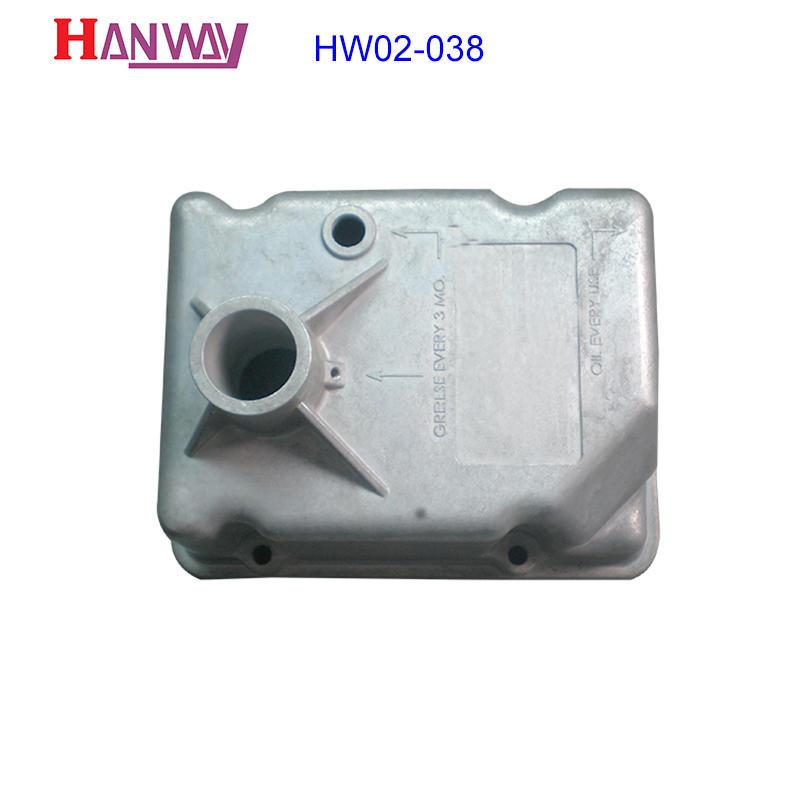 Manufacturing aluminium precisely magnesium die casting parts HW02-038