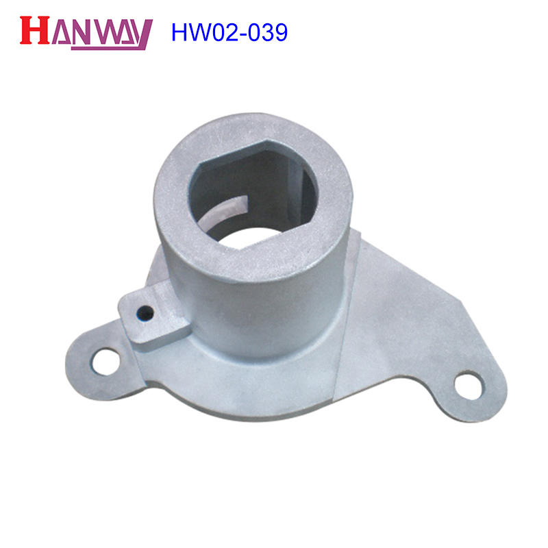 Hanway polished die casting design series for industry