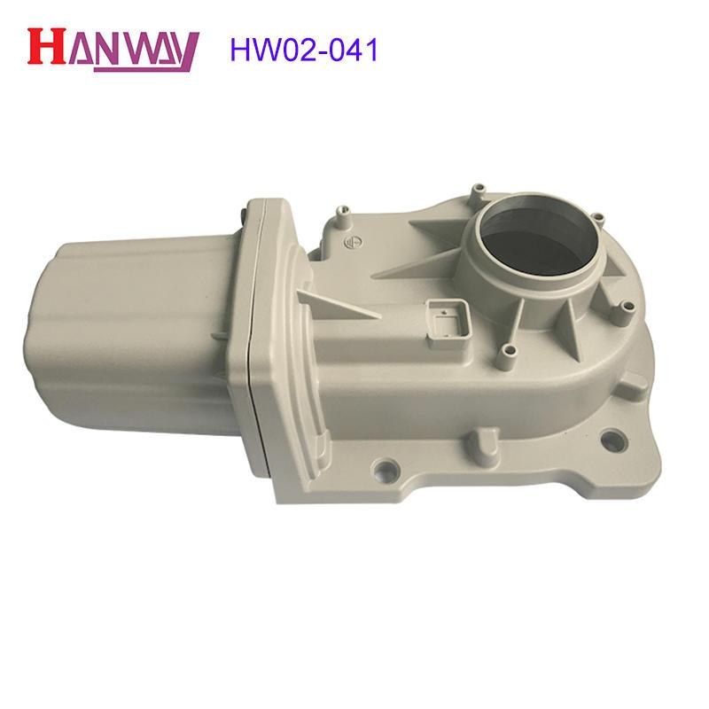 OEM aluminum moulding investment zinc die casting parts HW02-041