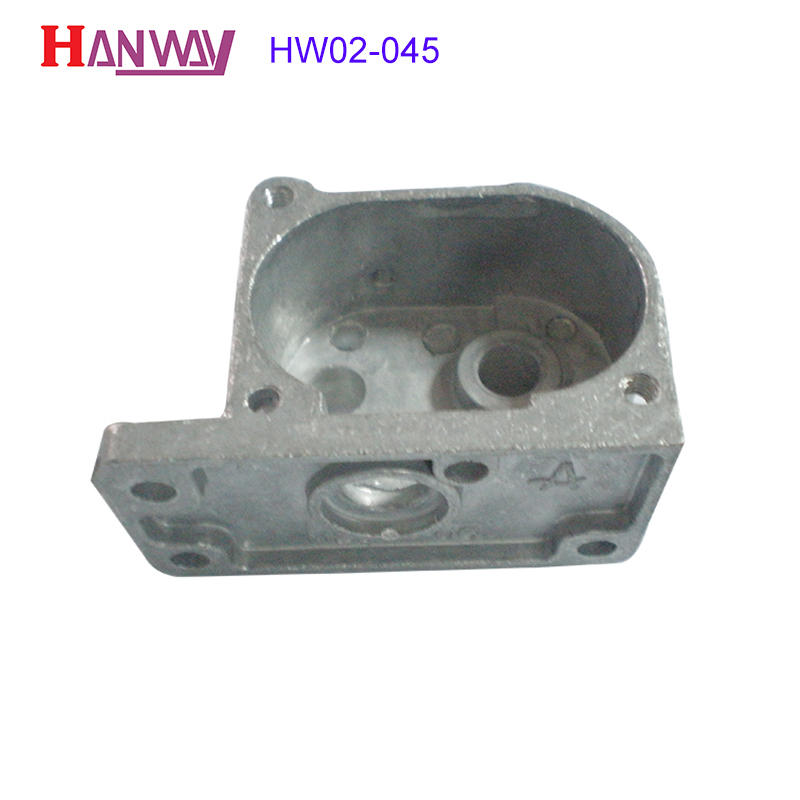 Wholesale molded precision cast forged alloy die-casting parts HW02-045