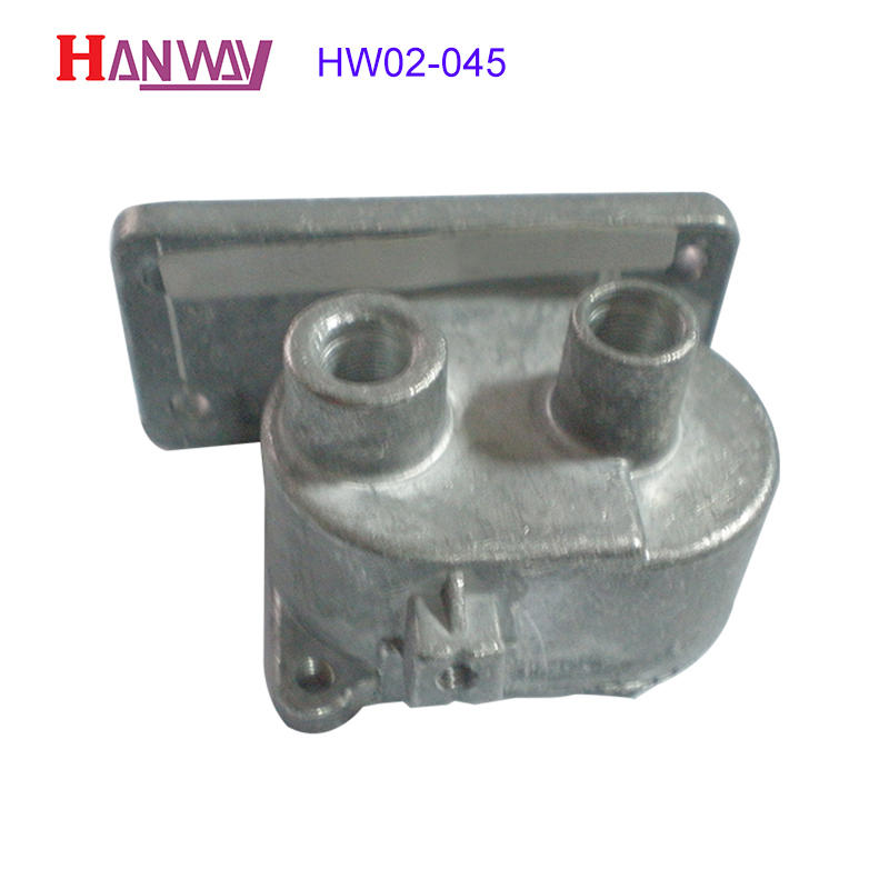 Hanway die casting Industrial parts and components supplier for industry