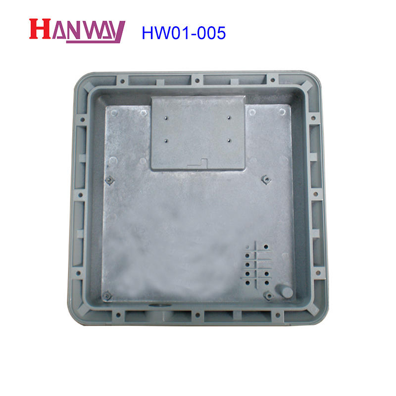 China aluminum foundry wireless enclosure for antenna HW01-005