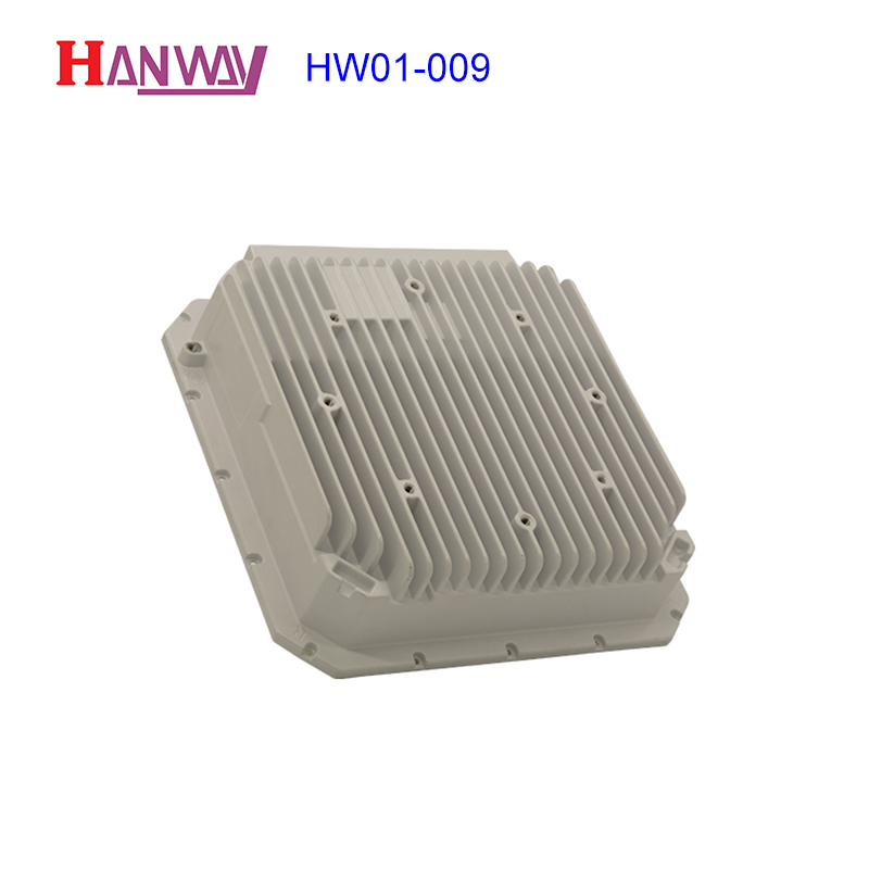 Hanway coating telecommunication parts accessories design for manufacturer-4