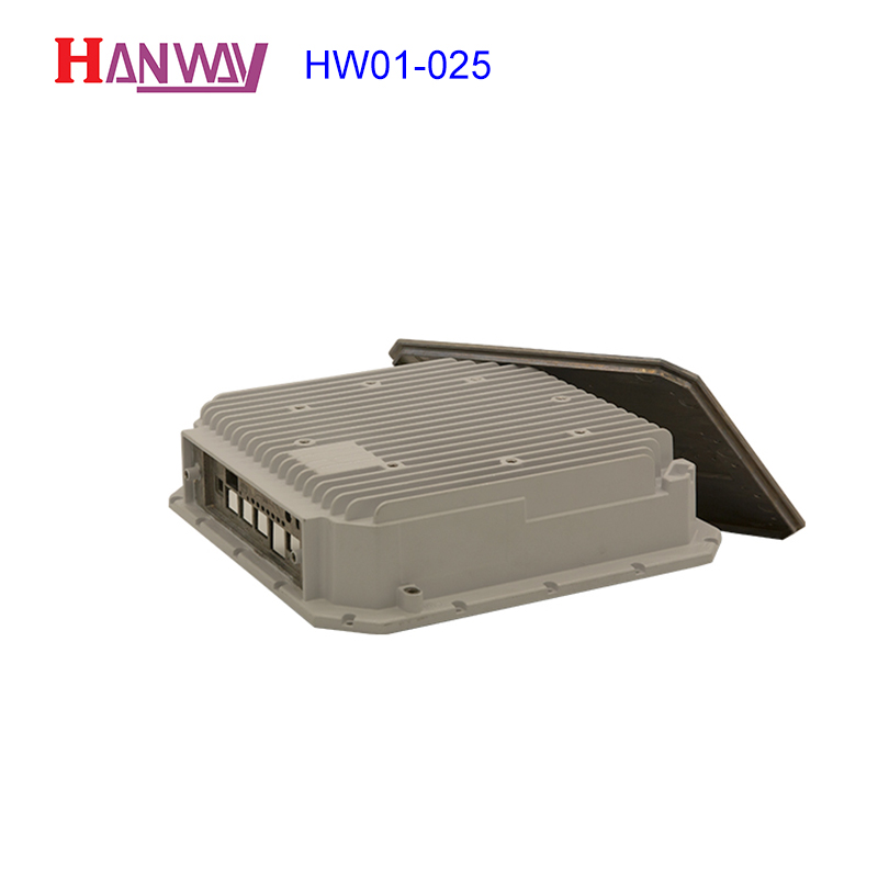 machining wireless telecommunications parts design for antenna system Hanway-4