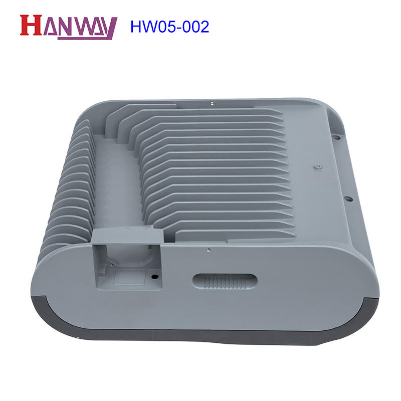 Hanway cnc machining Customized aluminum die cast housing HW05-002