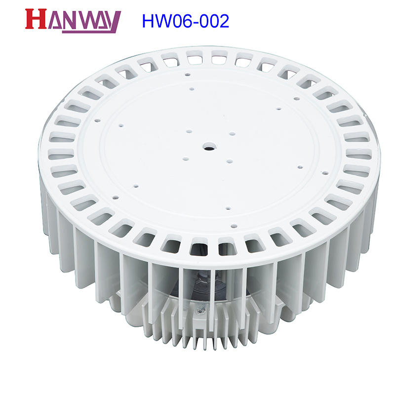 Hanway die casting customized for manufacturer
