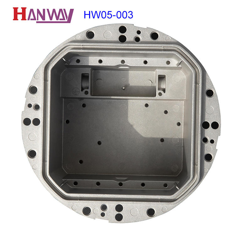 OEM high quality aluminum die casting housing wall lamp led HW05-003