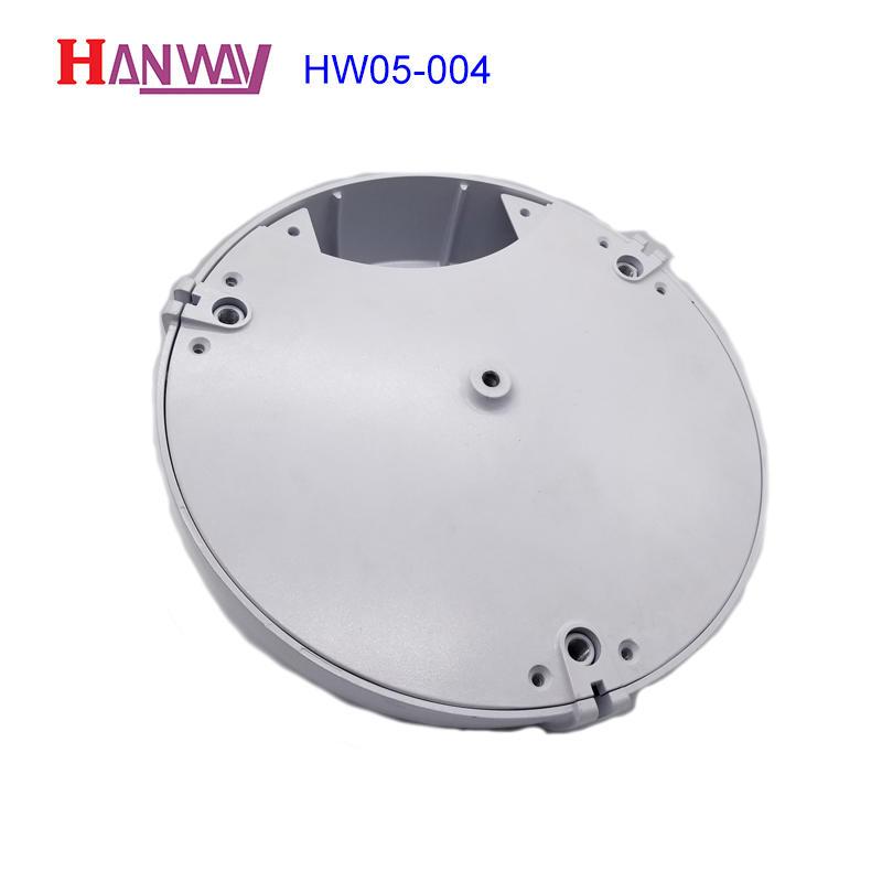 Outdoor road lighting aluminum die casting led street light housing HW05-004