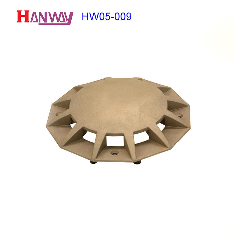 hw05007 die-casting aluminium of lighting parts kit for mining Hanway