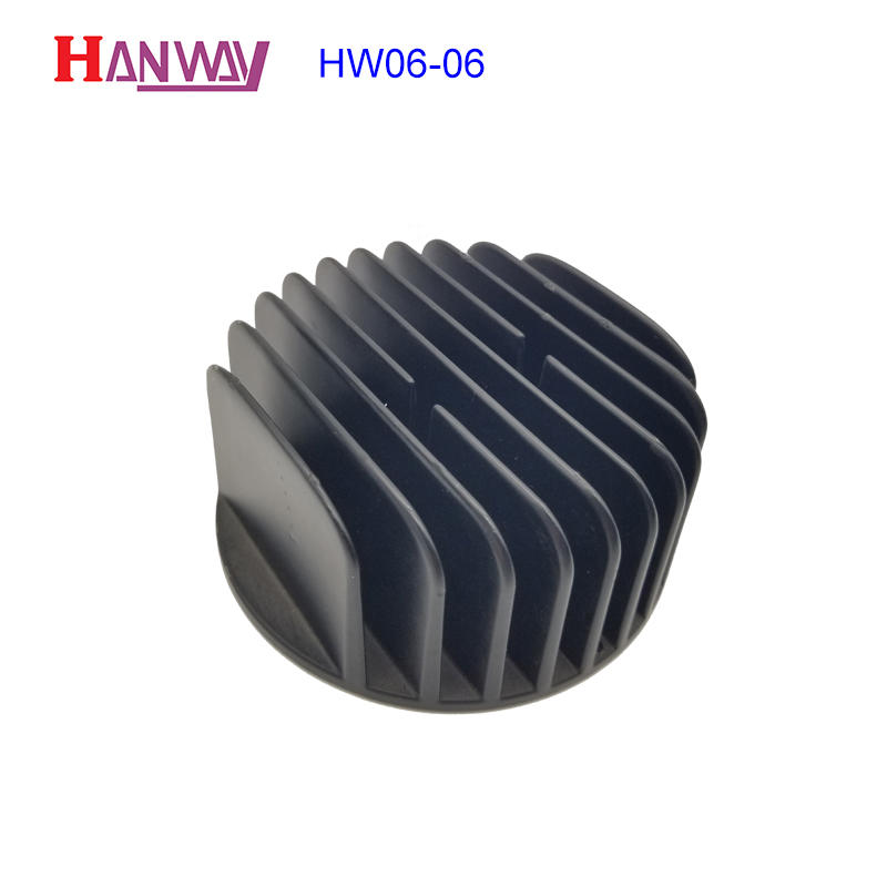 Hanway die casting led heatsink kit for manufacturer