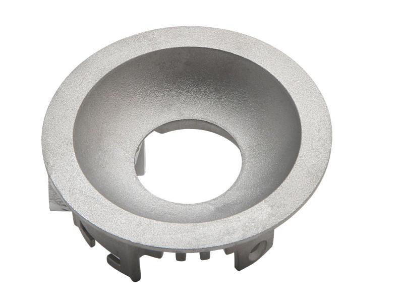 CNC aluminum die casting LED lighting lamp housing