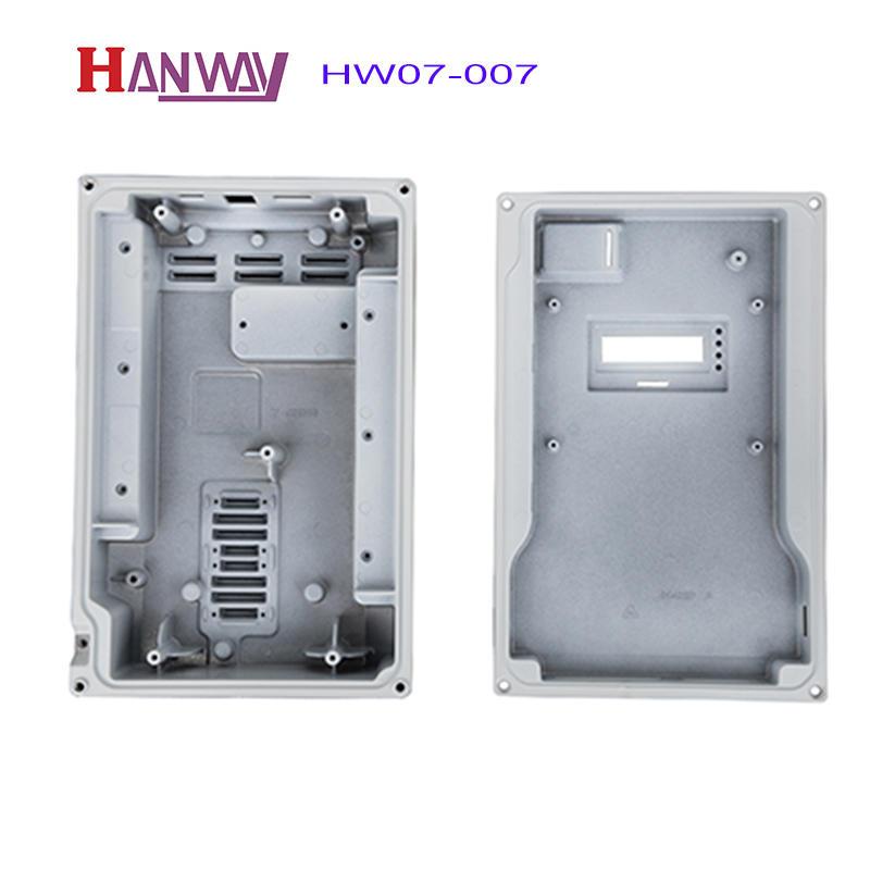 Die-cast aluminum alloy junction box HW07-007