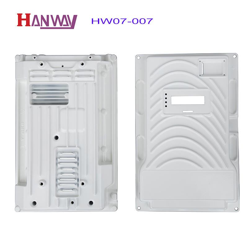 Die-cast aluminum alloy junction box HW07-007