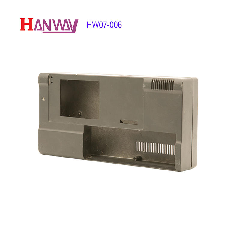 Aluminum die casting junction box HW07-006