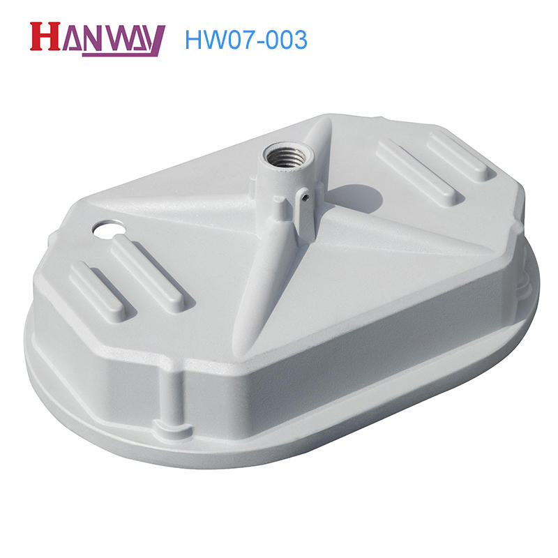 Aluminum electrical accessories housing HW07-003
