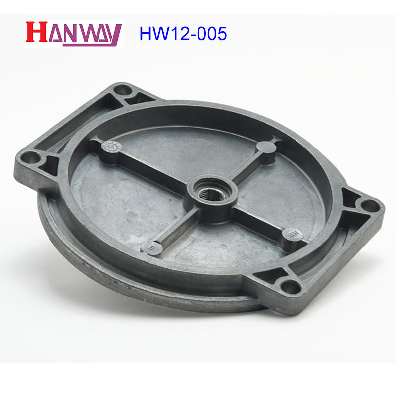 Hanway 100% quality valve body & flange customized for workshop