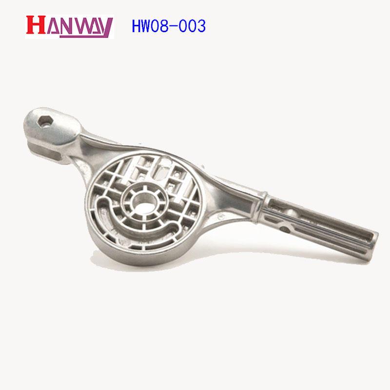 OEM aluminum die cast hospital equipment accessories HW08-003