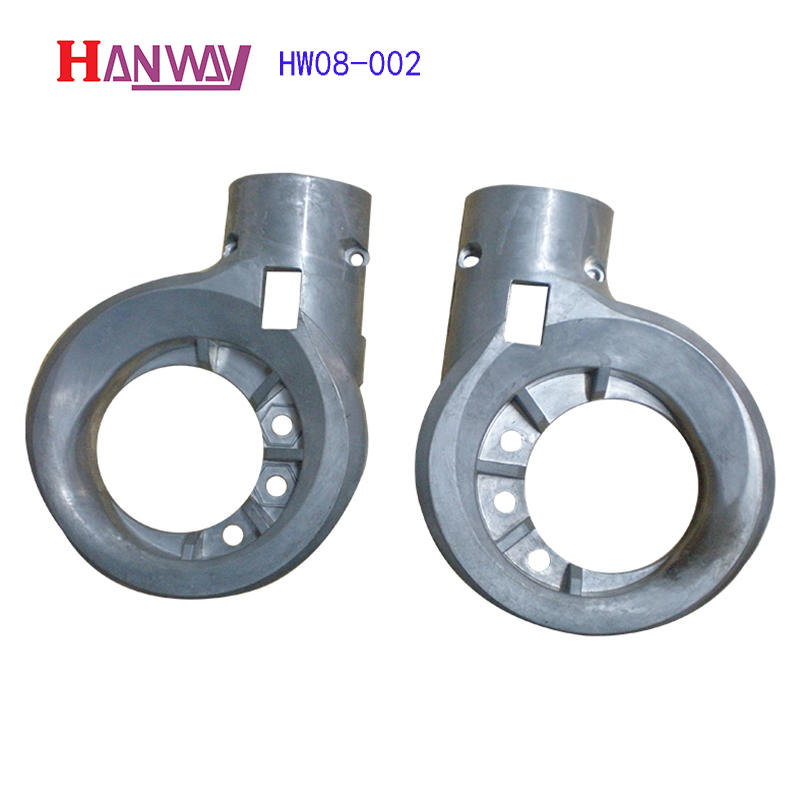 China GuangZhou manufacturer caster part medical device parts die casting aluminum  HW08-002