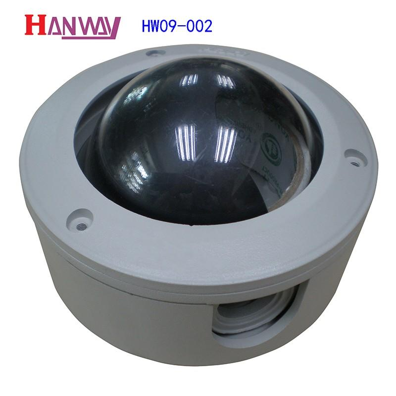 anodized security camera accessories black factory price for lamp