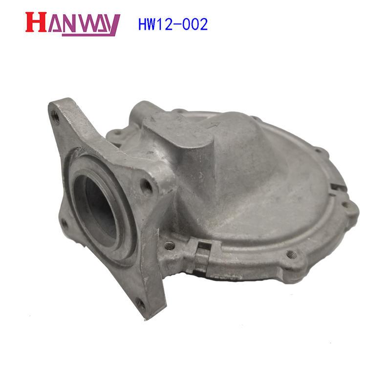 CNC Machining Aluminum Sand Casting Die Casting Parts HW12-002