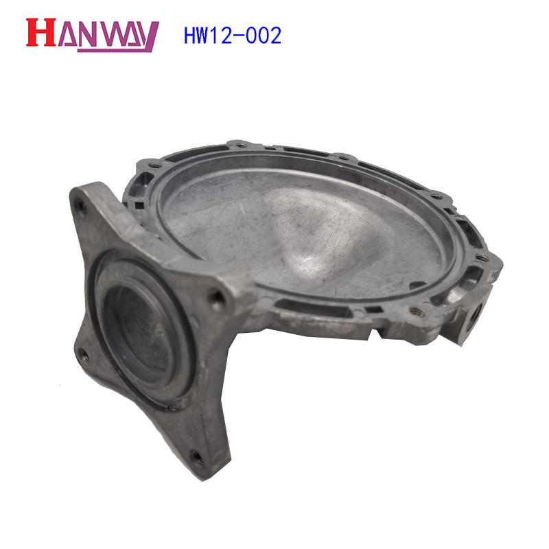 Hanway 100% quality valve body & flange customized for industry