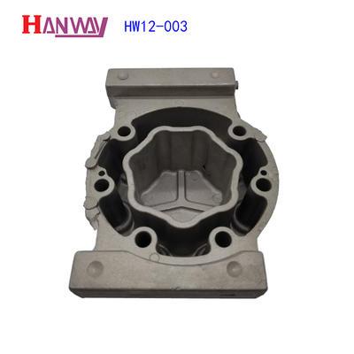 OEM Valve Alloy Die Casting Factory Aluminum Die Casting Parts  HW12-003