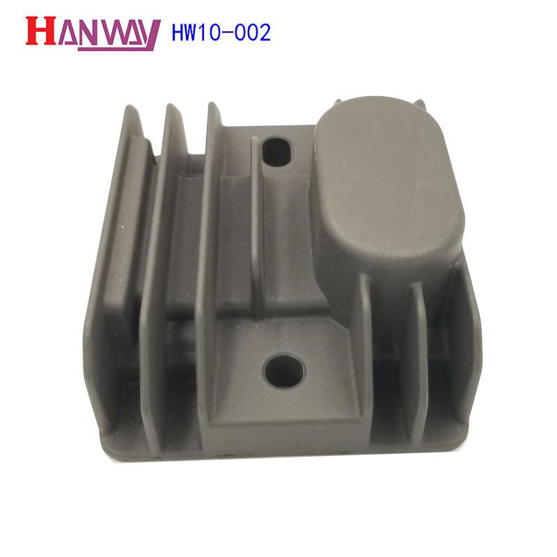 Auto rectifier parts aluminum foundry HW10-002