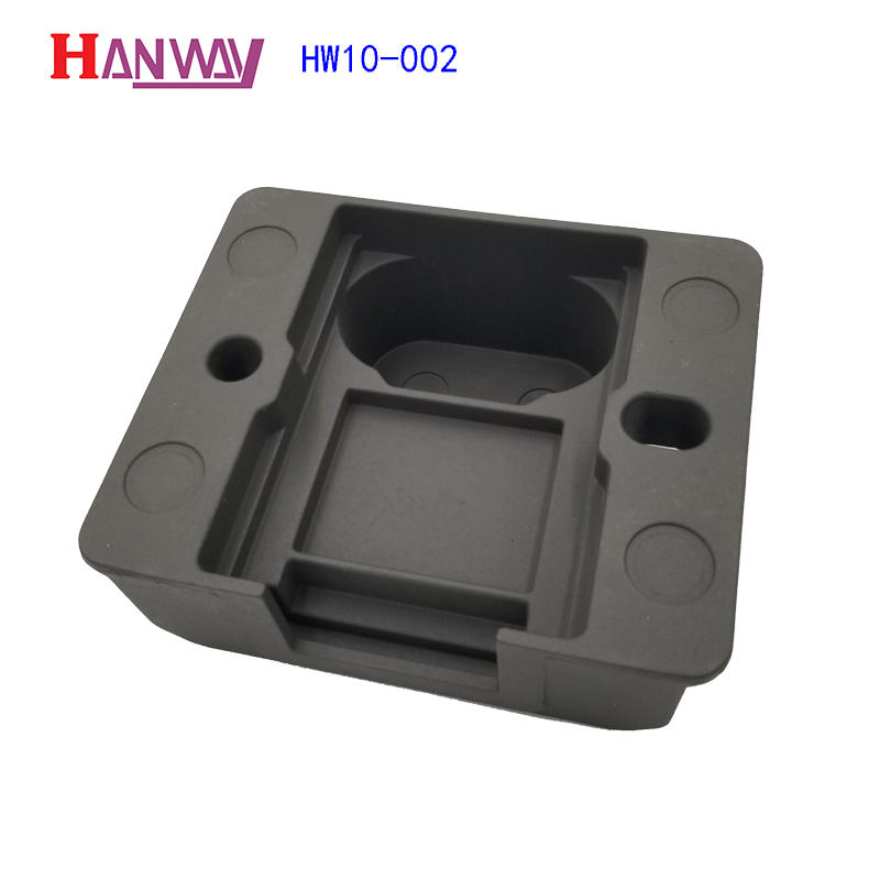 Auto rectifier parts aluminum foundry HW10-002