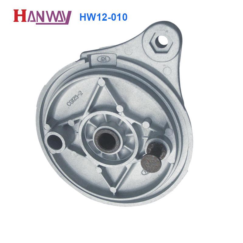 Aluminum die casting customized angle seat valve HW12-010