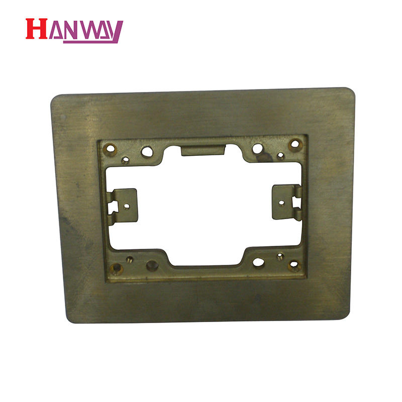 Accessories parts OEM metal aluminium electrical ground panel die casting buyers
