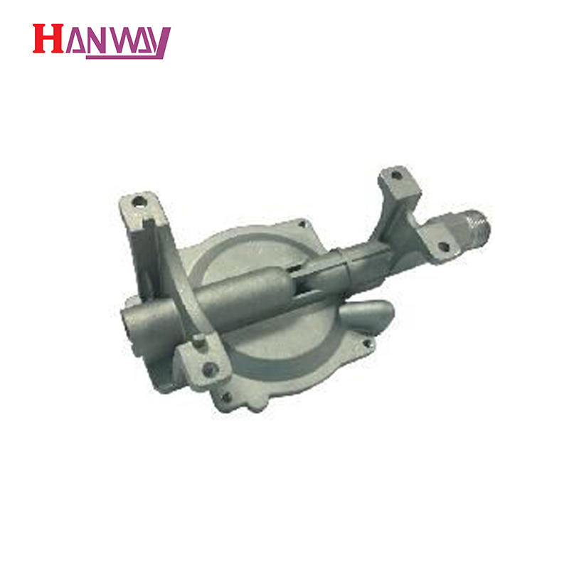 Precision aluminum die Casting Parts valve Products
