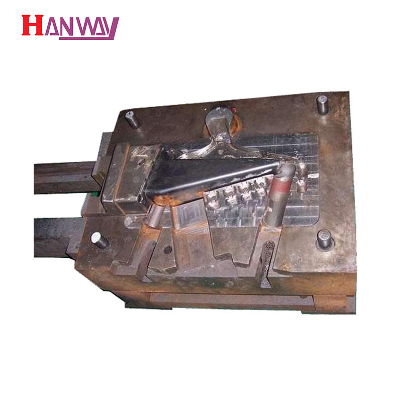 China Guangdong aluminum die casting mold manufacturer