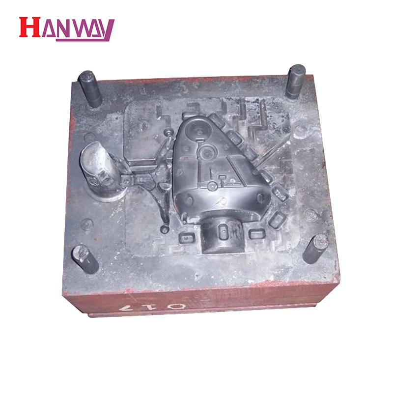 OEM Aluminum Mold for Auto Motorcycle Mobile Die Casting Spare Part