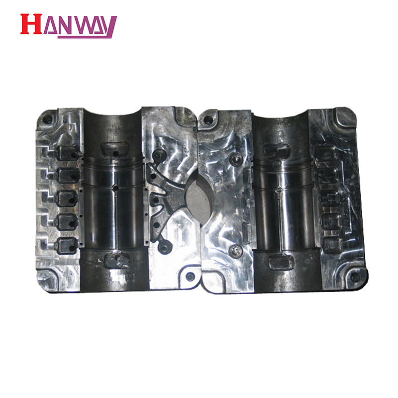 Aluminum die casting mold high quality  and CNC precision machining