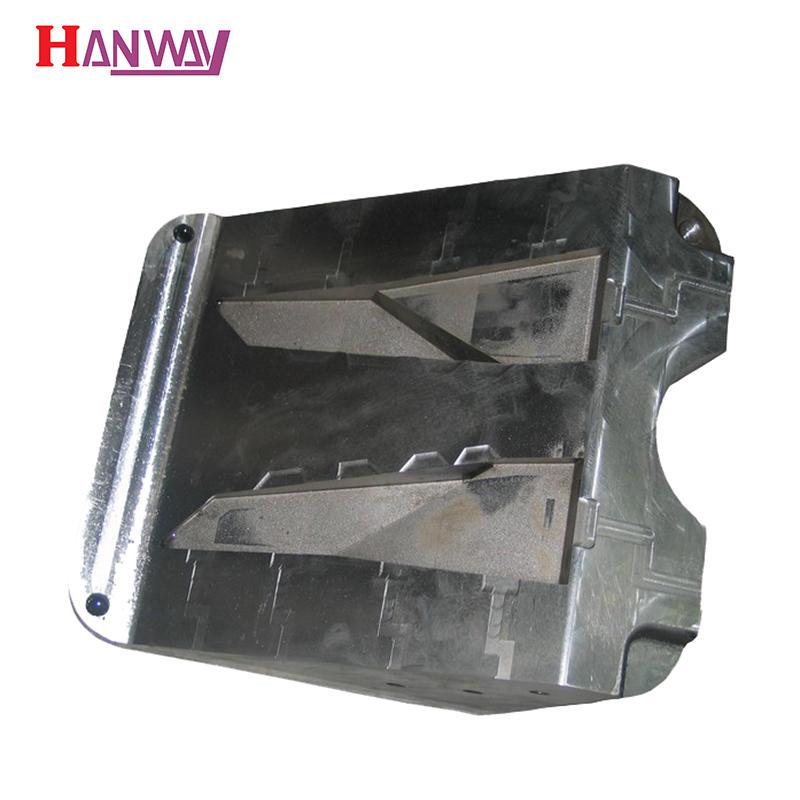 China Supplier Process Aluminum Material Mold Auto Part Die Cast