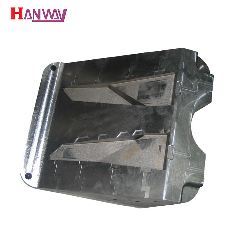 China Supplier Process Aluminum Material Mold Auto Part Die Cast